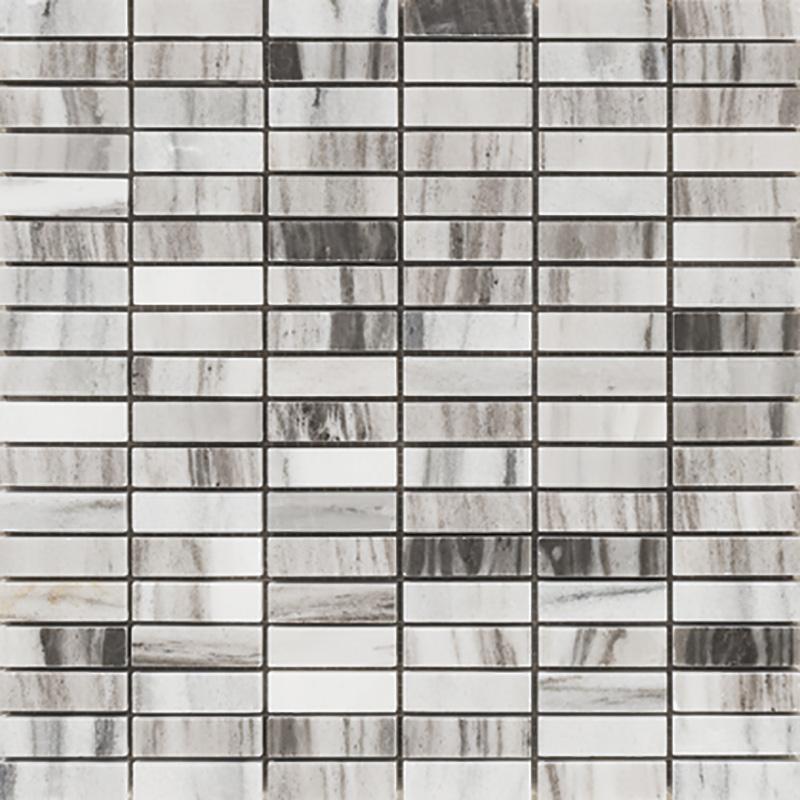 Verona Polished 30,5x30,5 5/8x2 Mermer Mozaik Ms00826s