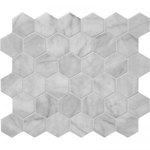 Avenza Honed 26,5X31 Hexagon Mozaik