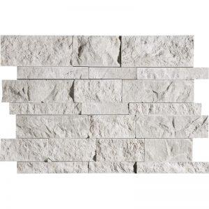 Silver Shadow Split Face 28X43 Slides Mozaik