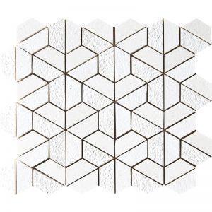 Champagne Textured 26,5X31 Hexagon Mozaik