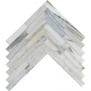 Skyline Honed 32,7X21,8 Large Herringbone Mozaik