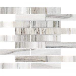 Skyline Honed 30,5X30,5 3X15,2 Mozaik