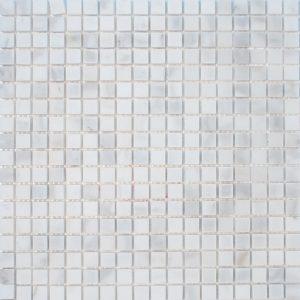 Calacatta Gold Royal Honed 30,5X30,5 1,5X1,5 Mozaik
